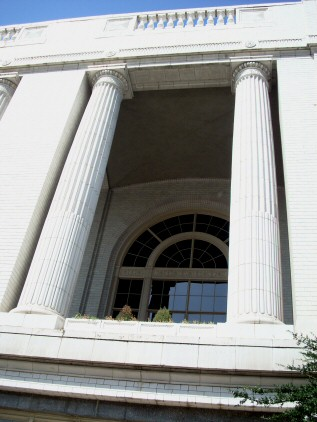 Union Station Columns