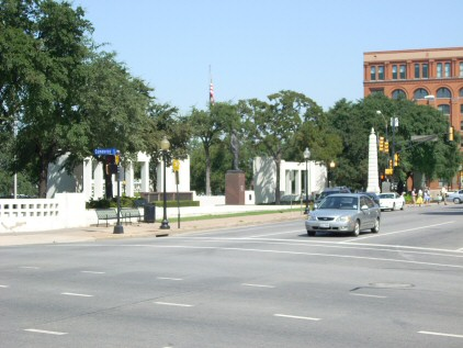 Lovely Dealey Plaza