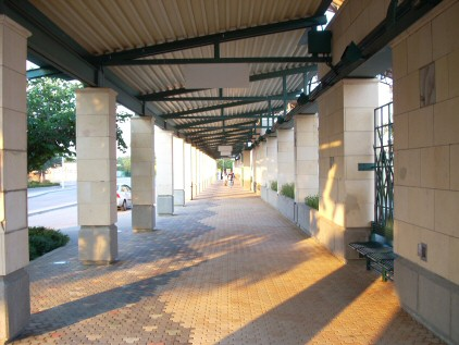 Downtown Garland Station