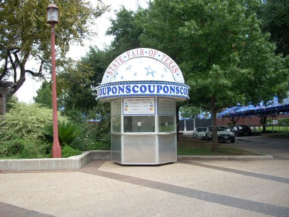 Coupon Booth