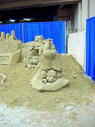 Sand Pigs