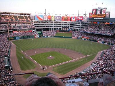 Ballpark Interior