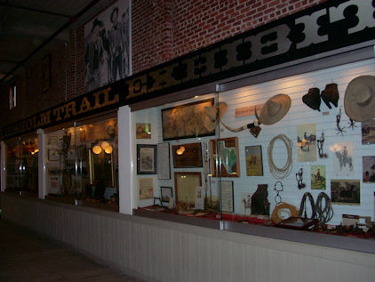 Chisholm Trail Exhibit