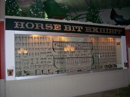 Horse Bit Exhibit