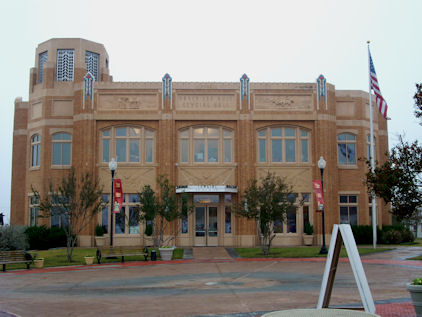 National Cowgirl Hall of Fame and Museum