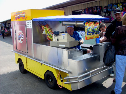 Mobile Snack Bar