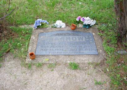Barrow Grave