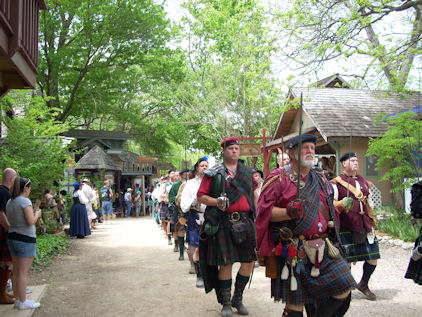 Marching Scots