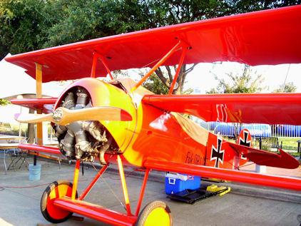 Meet the Fokker