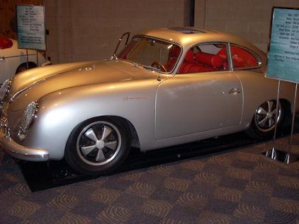 Old Porsche