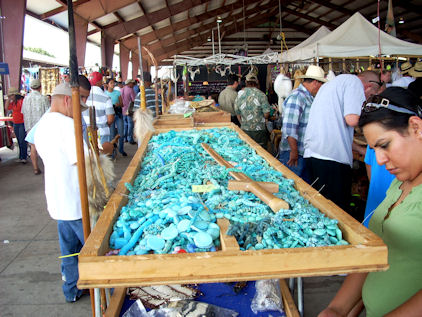 So Much Turquoise!