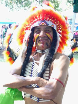 Magic Indian